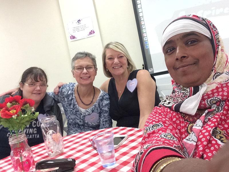 Inspire Women lifelong learning